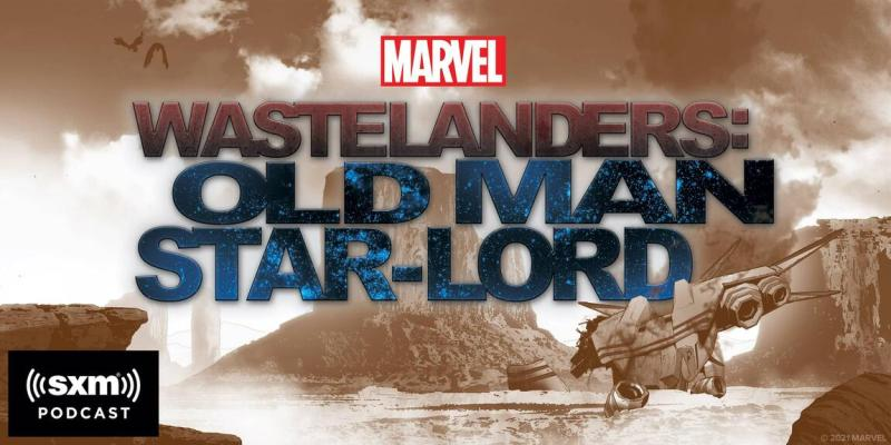 Marvel's Wastelanders: Old Man Star-Lord