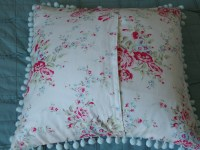 A Shabby Chic Pillow | Terri's Notebook