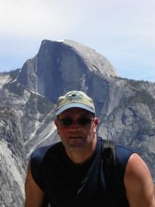 Terry Healey at Yosemite