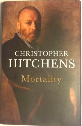 Cover of Hitchens' Mortality