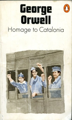 Orwell Homage To Catalonia