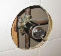 Need advice on fixing Delta 600 shower/tub valve