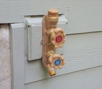 Replace a frost free hosebib (faucet) | Terry Love ...
