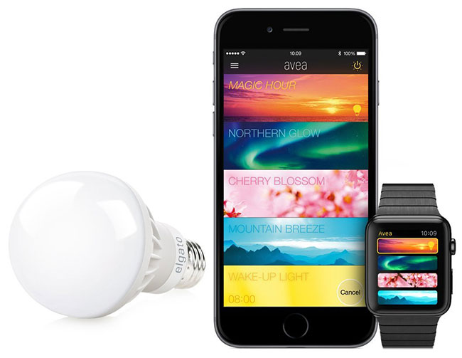 elgato_avea_bulb_iPhone_applewatch