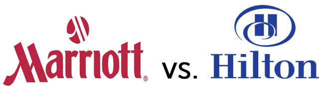 Marriott vs. Hilton