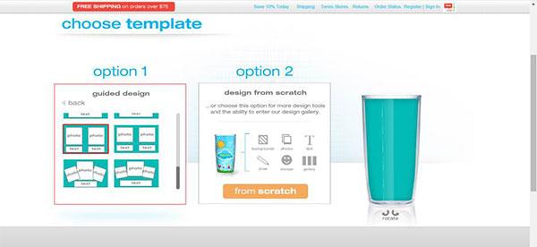 Create a Great \u201cThen  Now\u201d Tumbler with Customyzer Tervis Blog - tumbler template