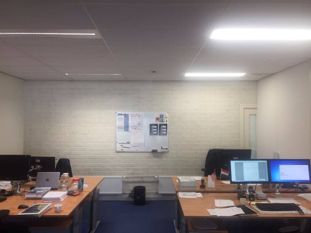 Kantoor Verlichting Online Led Kantoorverlichting Led Armaturen Total Energy Solutions