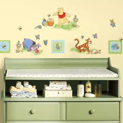 Buy Disney Winnie the Pooh Wall Stickers from our Wall