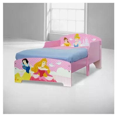 Buy Disney Princess Toddler Bed Frame From Our Disney