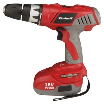 Gamma Accuboor Einhell Red 18v Cordless Impact Drill Lowest Prices On