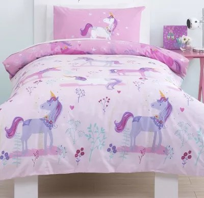 Buy Magical Unicorn, Single Bedding from our Children's