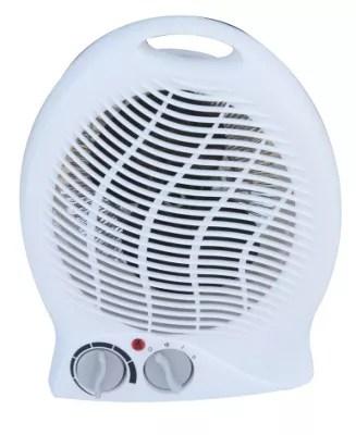 Buy Igenix Ig9020 2kw Upright Fan Heater White From Our