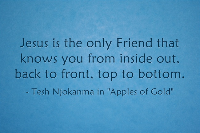 jesus-is-the-only-friend