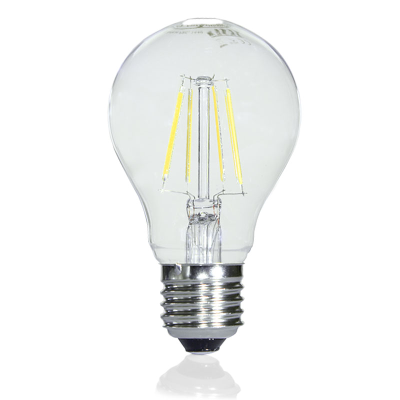Shop Lighting Fixtures Led Tesla - Led Crystal Retro Bulb, E27, 4w, 230v, 440lm