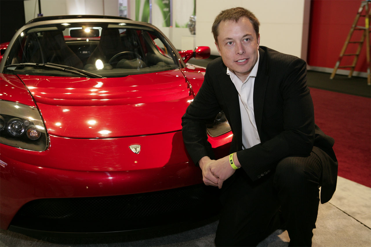 Musk Tesla The Spacex Falcon Heavy To Launch Elon Musk S Tesla Roadster Into Mars