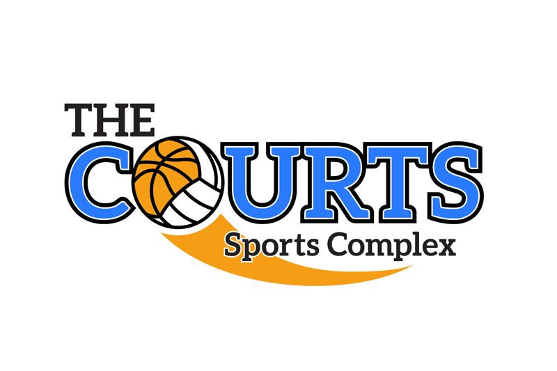 Sports Complex Logo Tessera Design