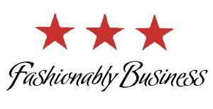 Fashionably Business web logo