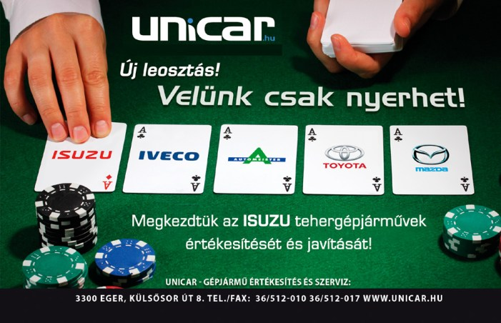 unicar ISUZU copy