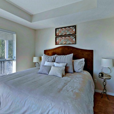 Crystal Beach Destin rental home bedroom
