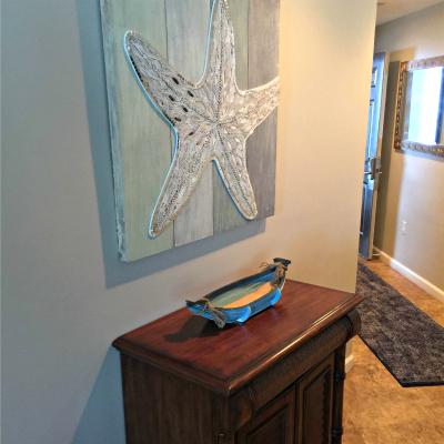Sterling Sands Destin rental condo entry way