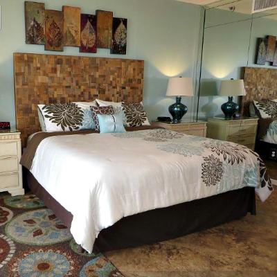 Sterling Sands Destin rental condo master bedroom