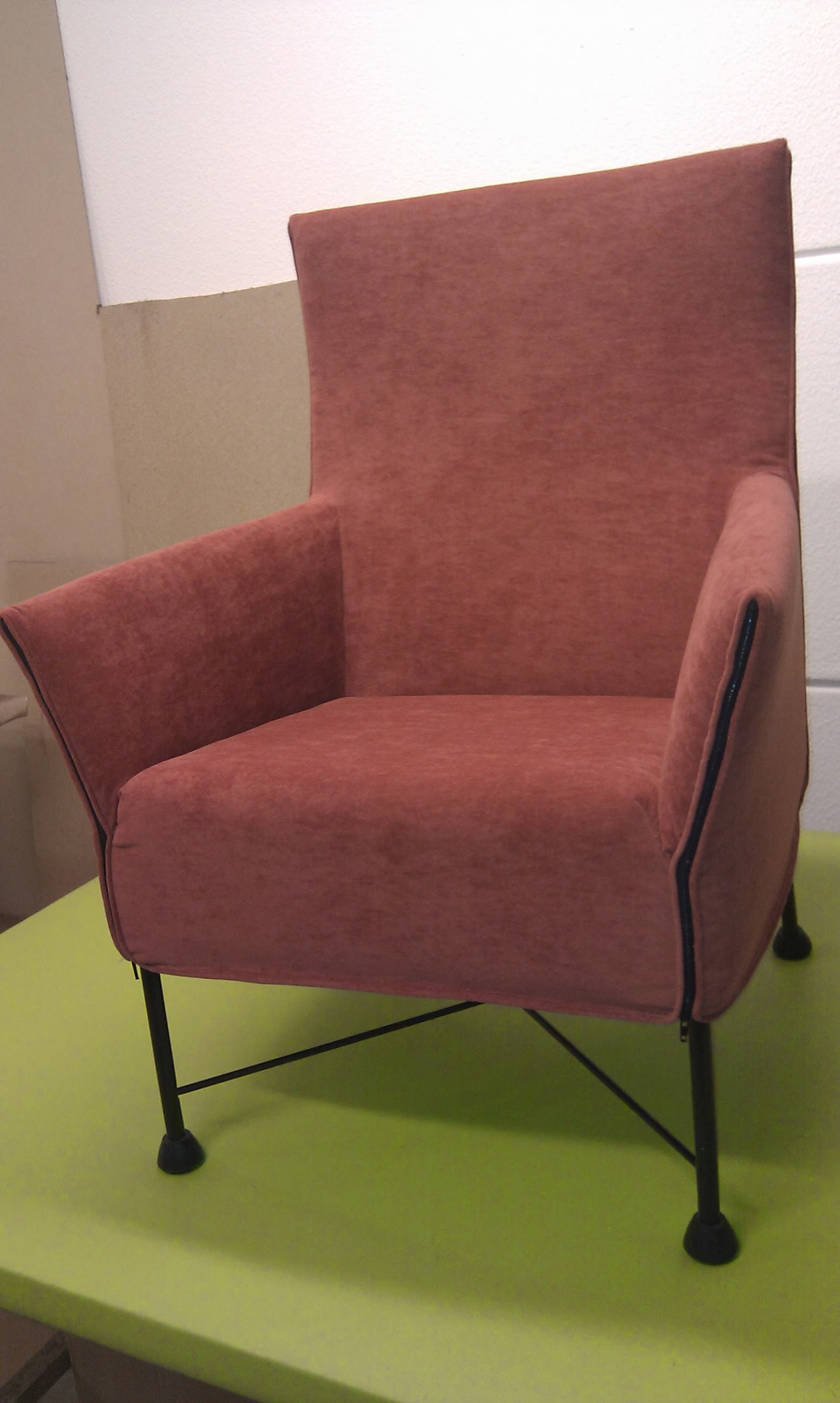 Charly Stoelen Bekleden Charly Master Design