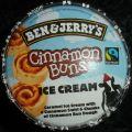 Ben & Jerry`s Cinnamon Buns - Titel