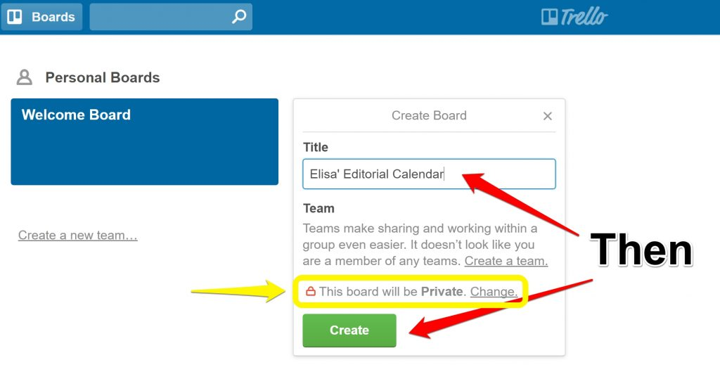 How to Use Trello Simple Trello Tutorial EuroSTAR Huddle