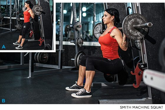 Smith Machine Squats A Danger To Your Physique Muscle