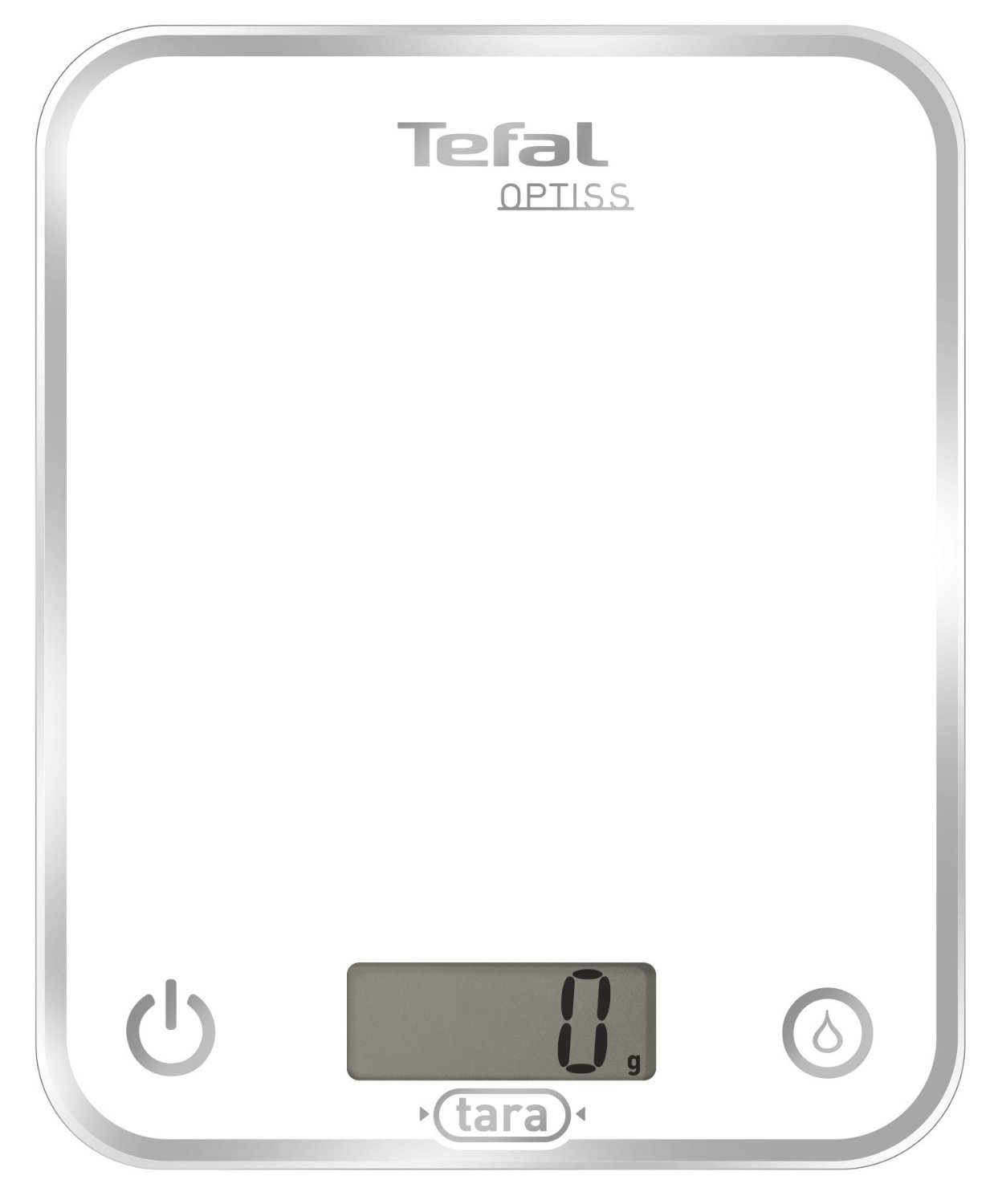 Tefal Küchenwaage Optiss Tefal Bc5000 Optiss White 2 Tests And Infos 2019