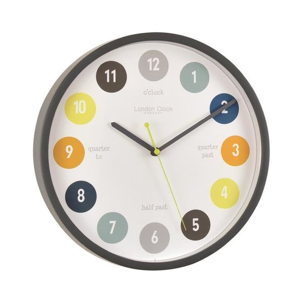 Kinderwagen Preisvergleich Kinder Wanduhr London Clock 01213 Tests Infos