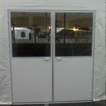 Vinyl Tent Doors