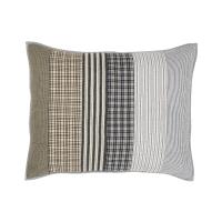 Ashmont Standard Pillow Sham - Teton Timberline Trading