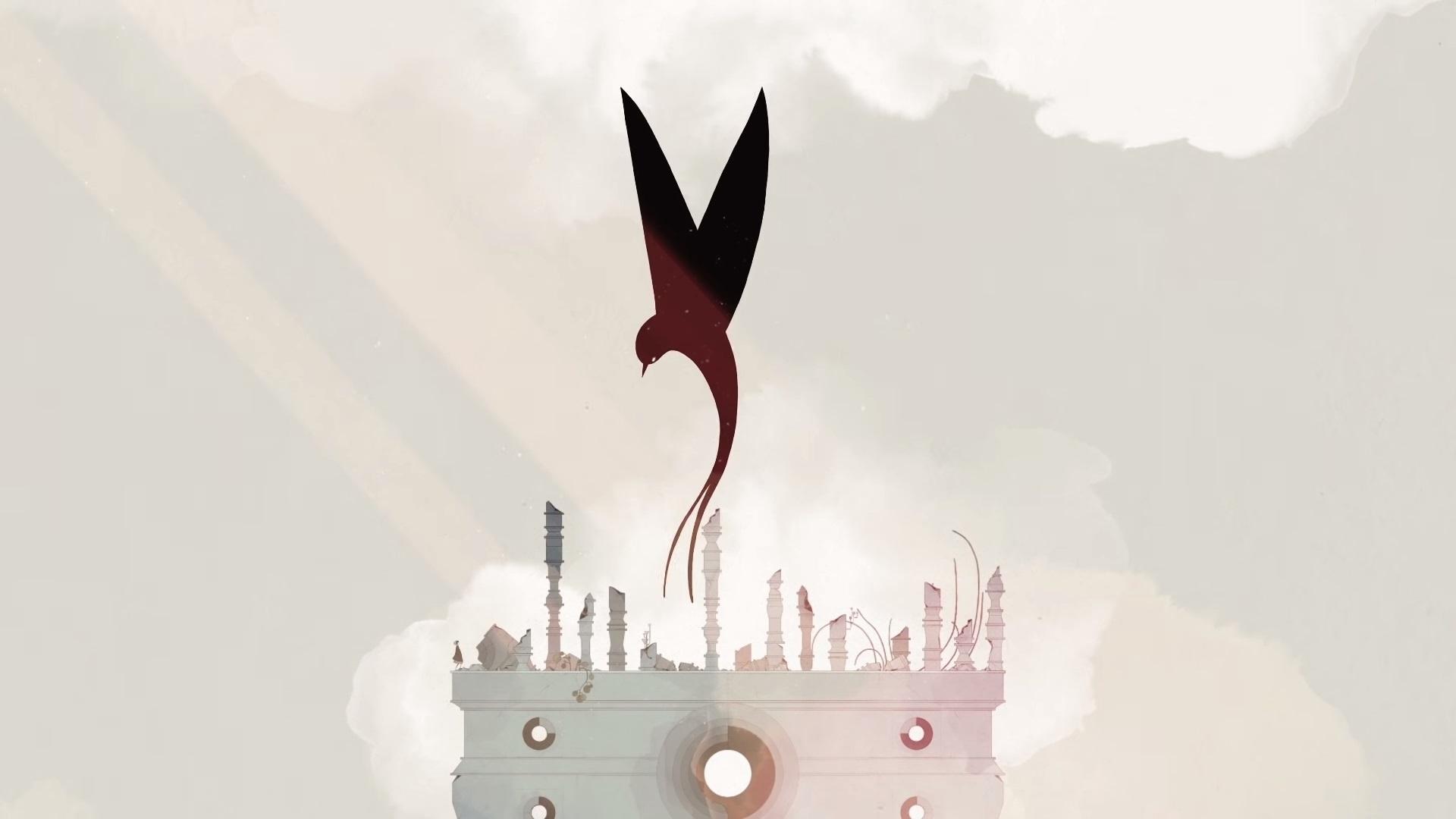 Gorgeous Fall Wallpaper Check Out Nomada Studio S Gorgeous Game Gris Tettybetty