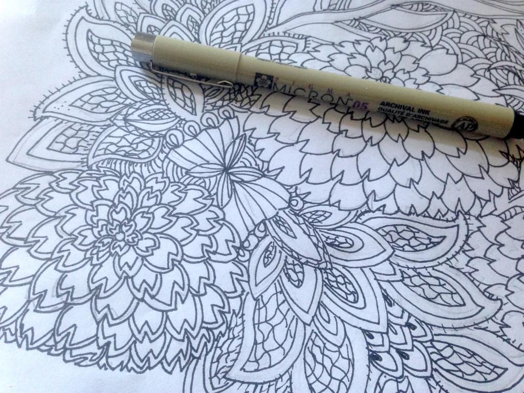 Spring Doodle
