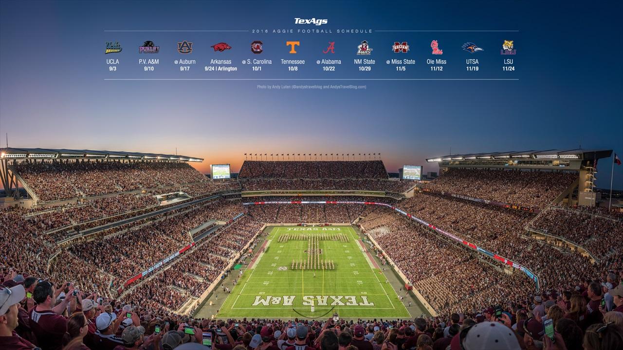 Fall Wallpaper 4d 2016 Texas A Amp M Football Wallpapers Texags