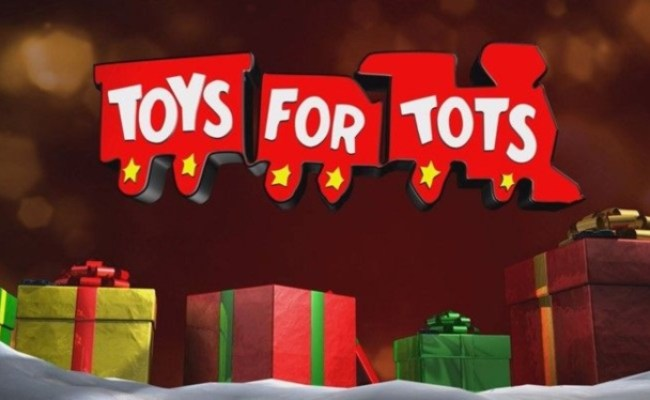 How To Register For The U S M C Toys For Tots Program