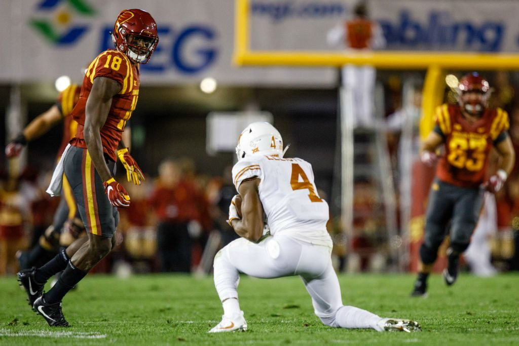 Texas in 2018 Where Does Texas Stand After Attrition - The