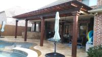 Arbor and Patio Cover Staining | Texas Best Stain