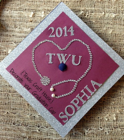 Medium Of Graduation Cap Decoration Ideas