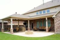 Patio Cover Katy - Cinco Ranch West - Texas Custom Patios