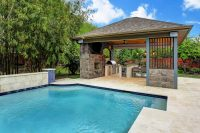 Freestanding Patio Covers, Gazebo, Pool Cabanas Houston ...