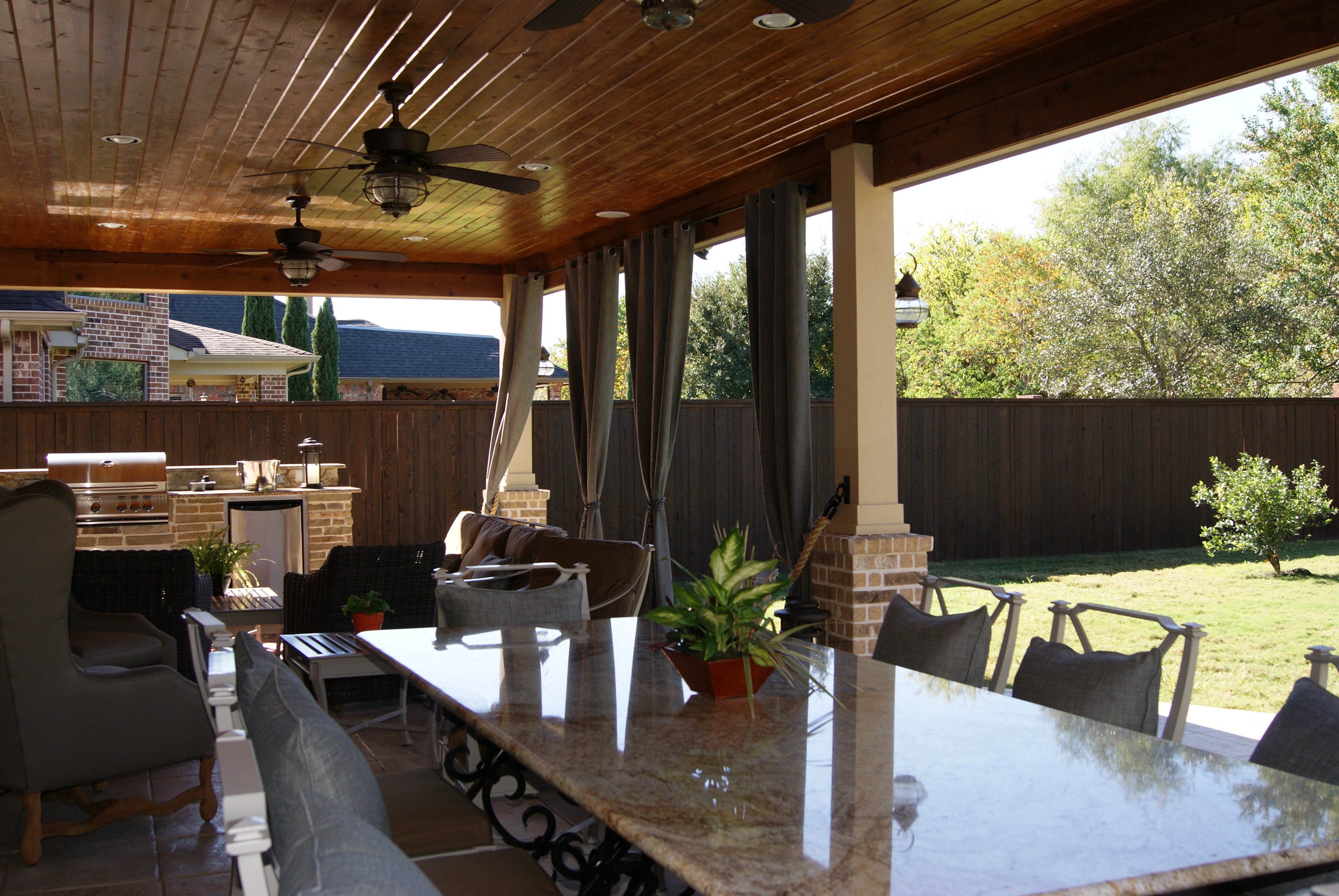 Outside Patio Outdoorstyle Beyond Beautiful Designs For Outdoor Living