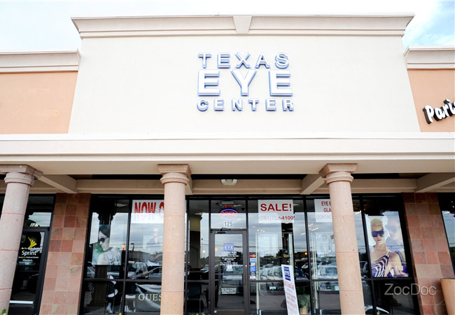 Texas Eye Center Is A Staple For Optometric Services In The West Houston Community Located On Westheimer Road Westchase District Dr Bereket