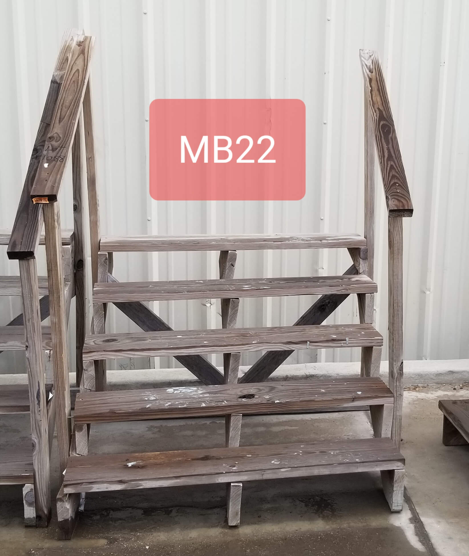 Mb So Mb 22 53 X 35 X 50 Wood Texas Iron And Metal
