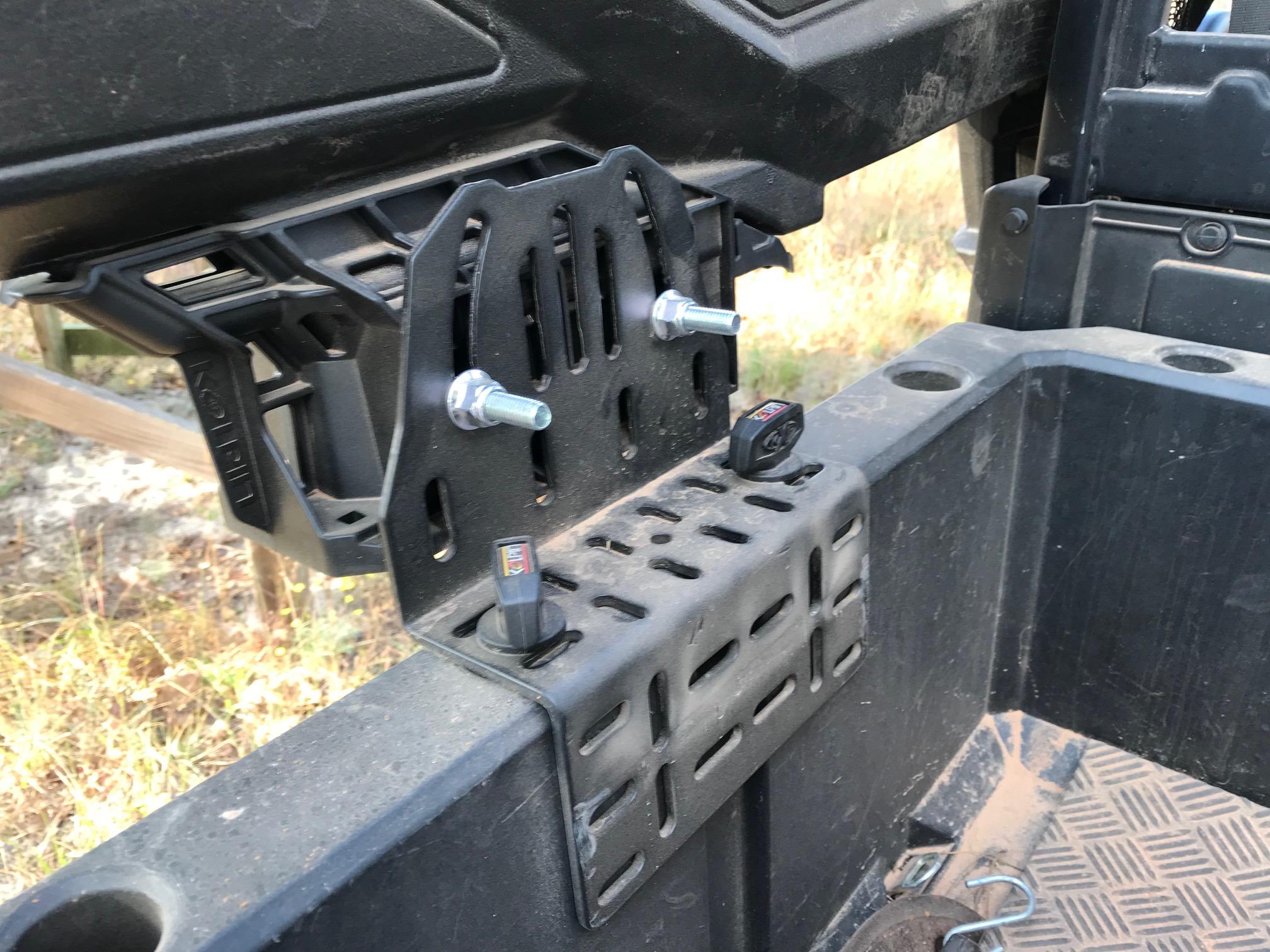Kolpin Stronghold Gun Boot Xl Transport Texas Outdoors