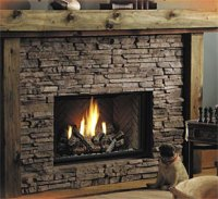 Benefits of Propane Fireplace | Texas Propane Homes