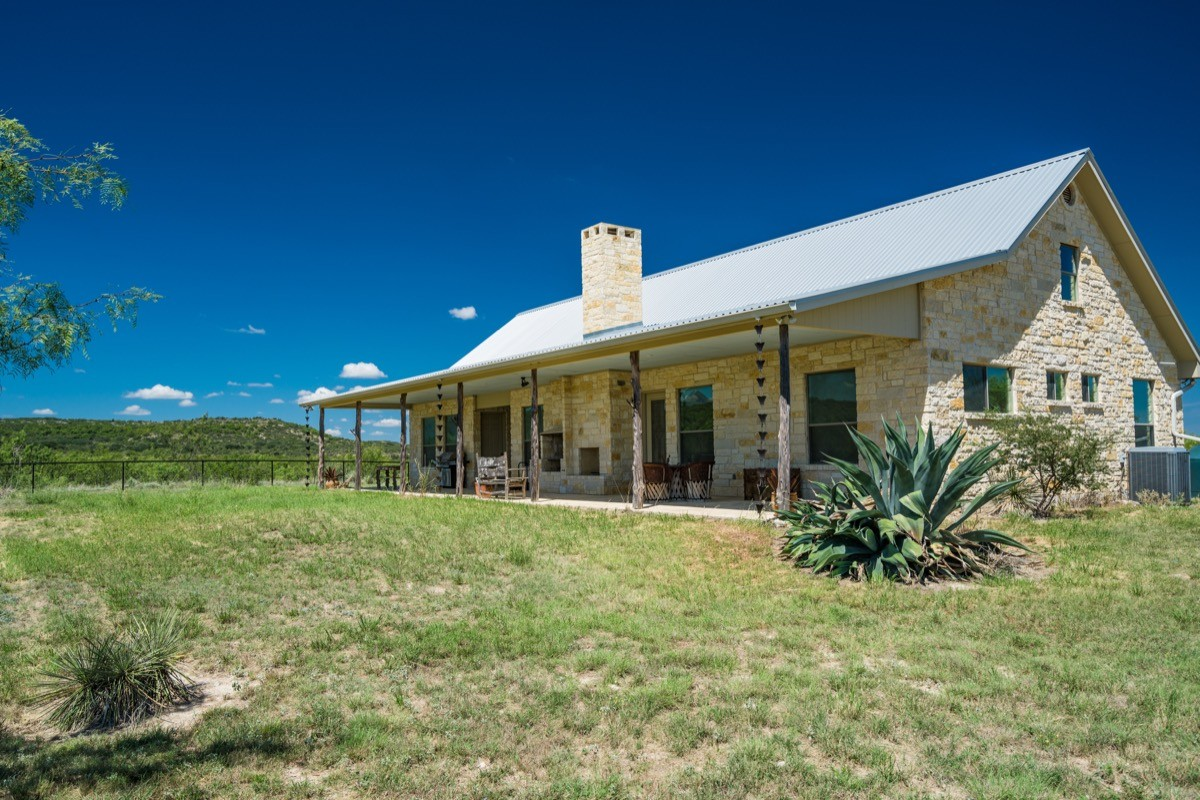 Farmhouse For Sale In Texas Mcculloch County Salt Gap Ranch W Of Brady Texas Ranches For
