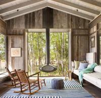 Modern-Rustic Cabin   Montana