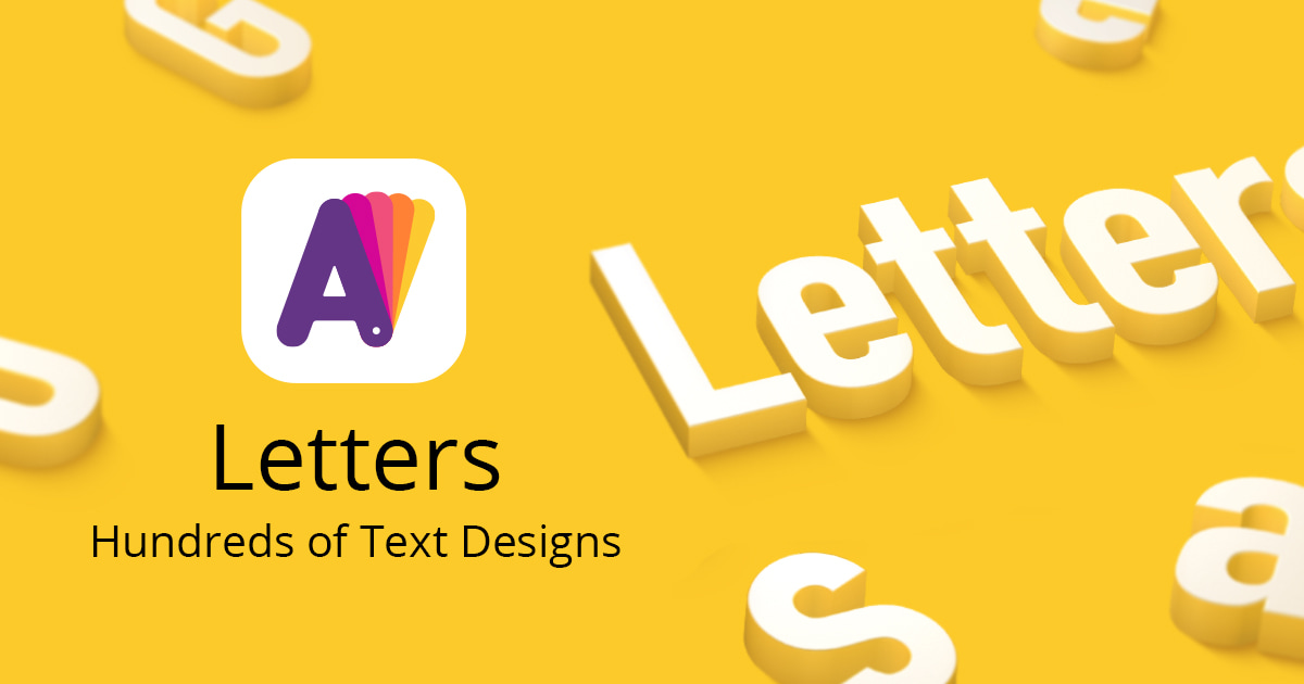 Letters \u2014 Text Styles and Effects You Will Ever Need